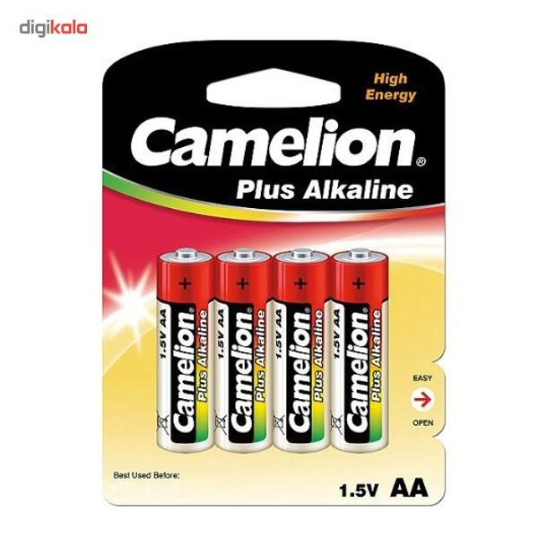 باتری کملیون مدل پلاس آلکالاین بسته 8 عددی main 1 3