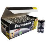 باتری نیم قلمی پاناسونیک مدل extra heavy duty بسته 60 عددی thumb