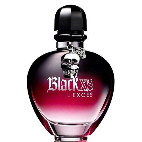 ادو پرفیوم زنانه پاکو رابان مدل Black XS L'Exces حجم 80 میلی لیتر