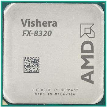 پردازنده مرکزی ای ام دی سری Vishera مدل FX-8320