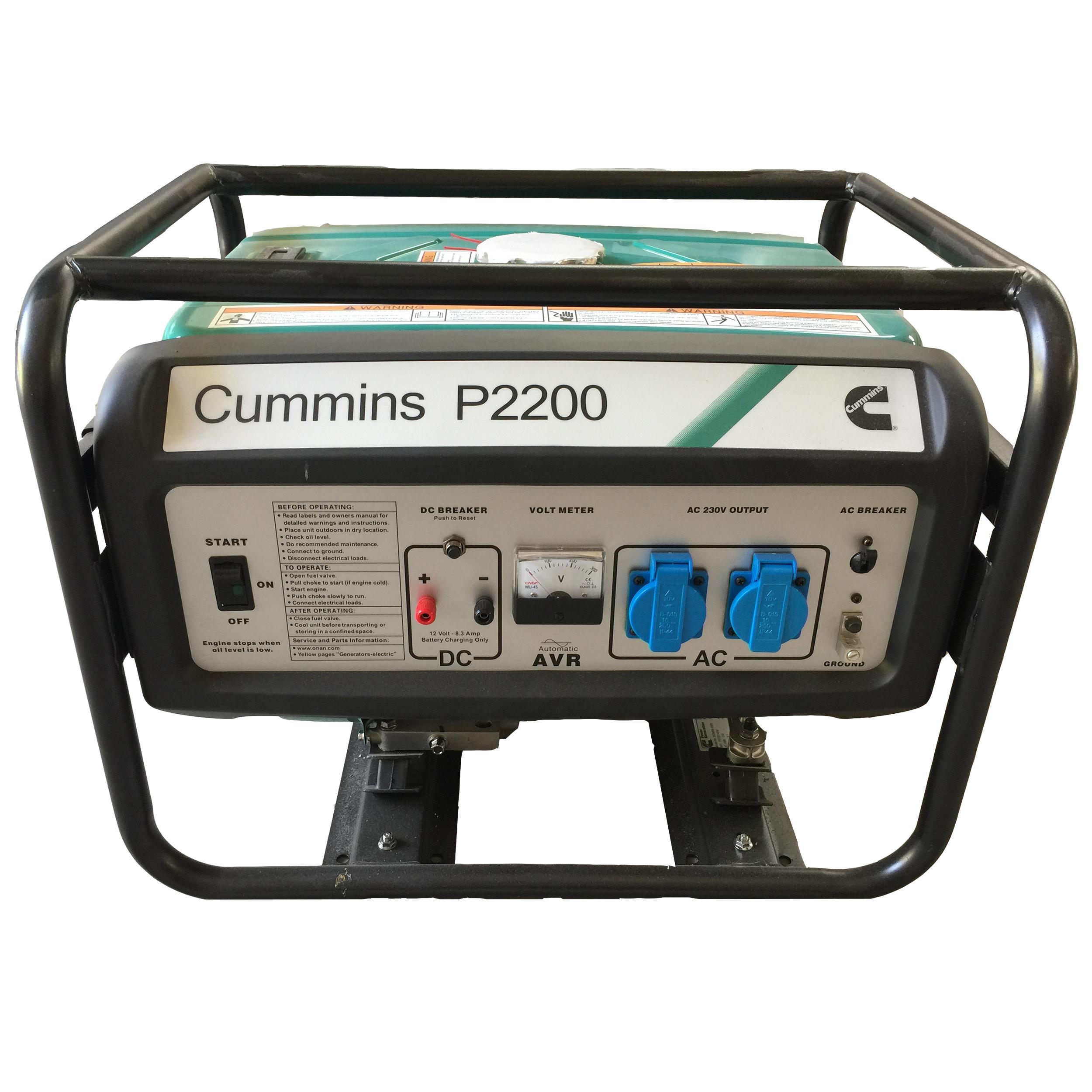 موتور برق کامینز مدل P2200
