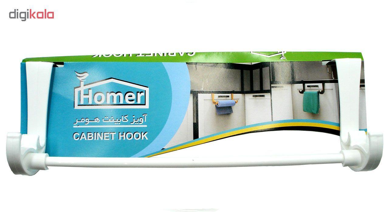 آویز کابینت هومر مدل CABINET HOOK main 1 1