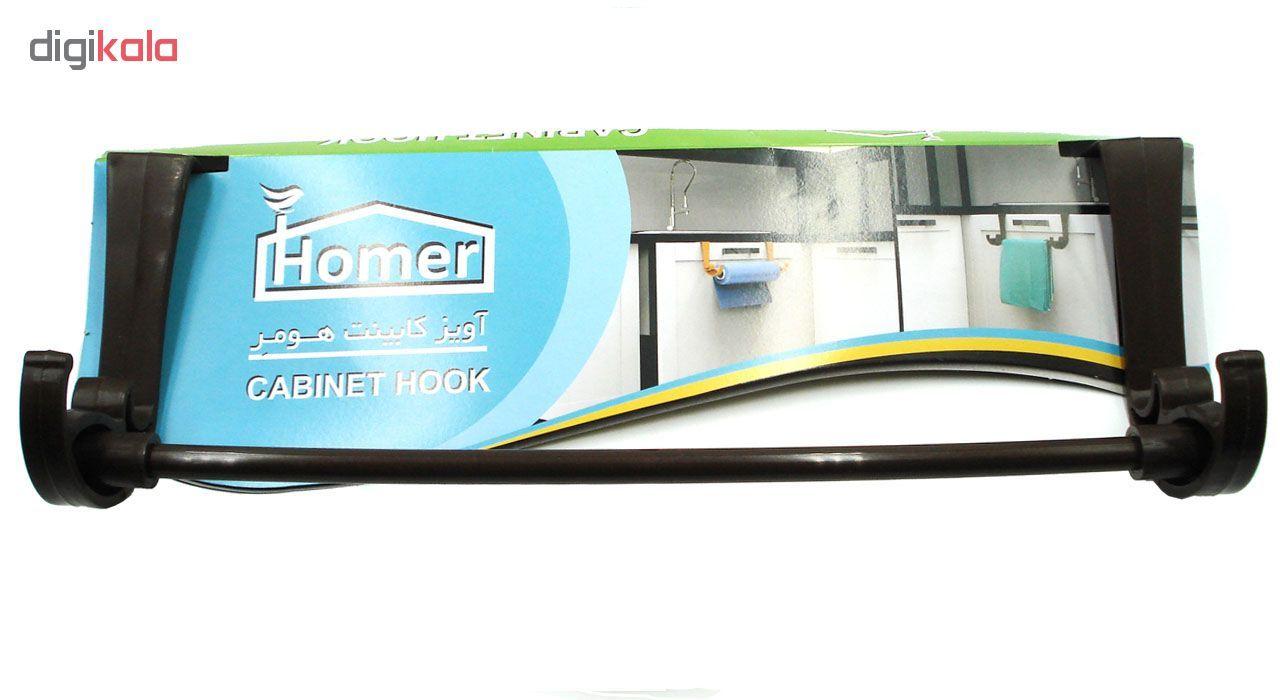 آویز کابینت هومر مدل CABINET HOOK main 1 2