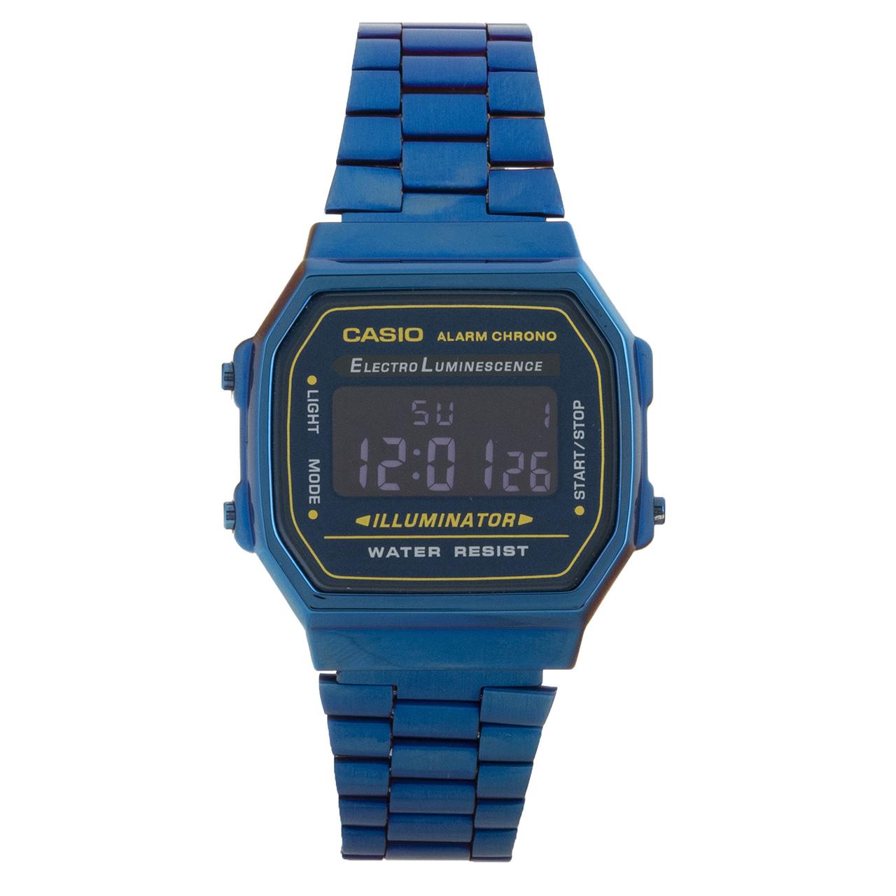 ساعت مچی دیجیتالی کاسیو مدل A168-3298