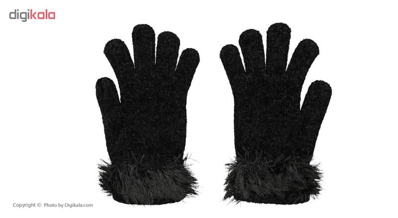 دستکش زنانه مدل WBL001
