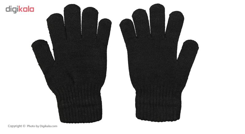 دستکش بافتنی زنانه مدل B6005
