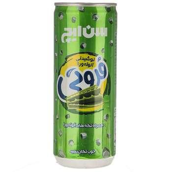 نوشیدنی آلوئه ورا همراه با تکه های آلوئه ورا سن ایچ مقدار 0.25 لیتر