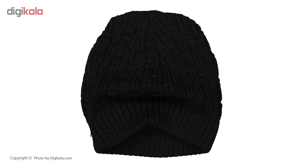 کلاه بافتنی تولیدی منوچهری کد 23