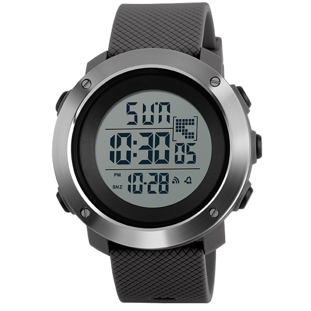 ساعت مچی دیجیتال مردانه اسکمی مدل 1267 کد 03 33