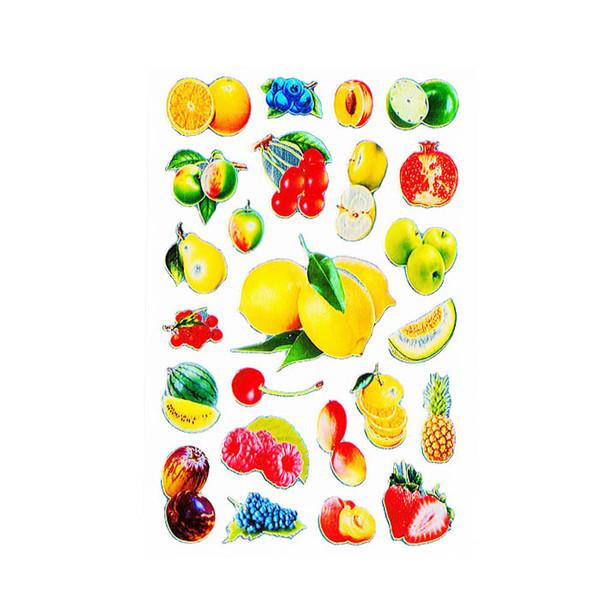 استیکر کودک طرح میوه کد st111