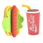 پاکن  مدل Erasers Fast Food بسته 2 عددی  thumb