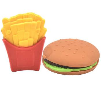 پاکن  مدل 2 Erasers Fast Food بسته 2 عددی