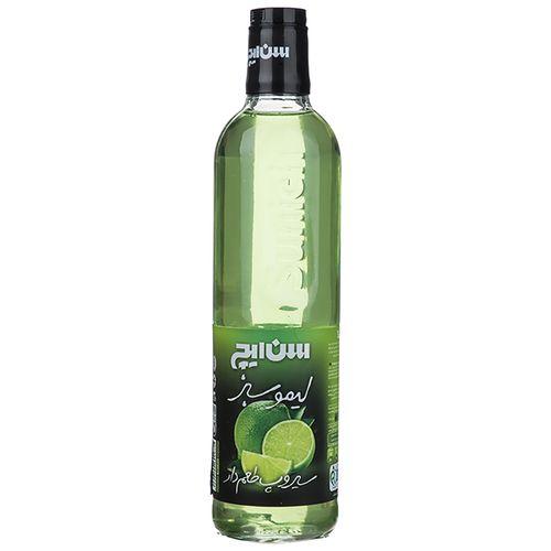 سیروپ لیمو سبز سن ایچ مقدار 780 گرم