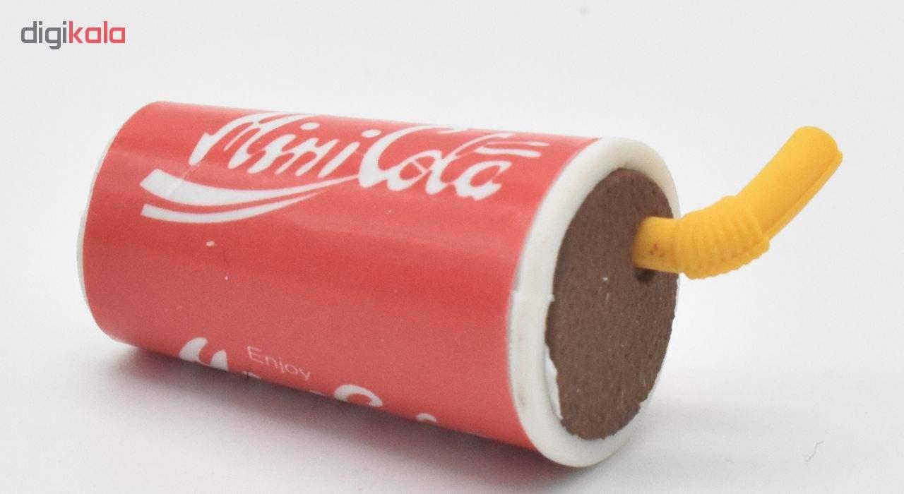 پاکن  مدل Erasers Fast Food بسته 2 عددی  main 1 3