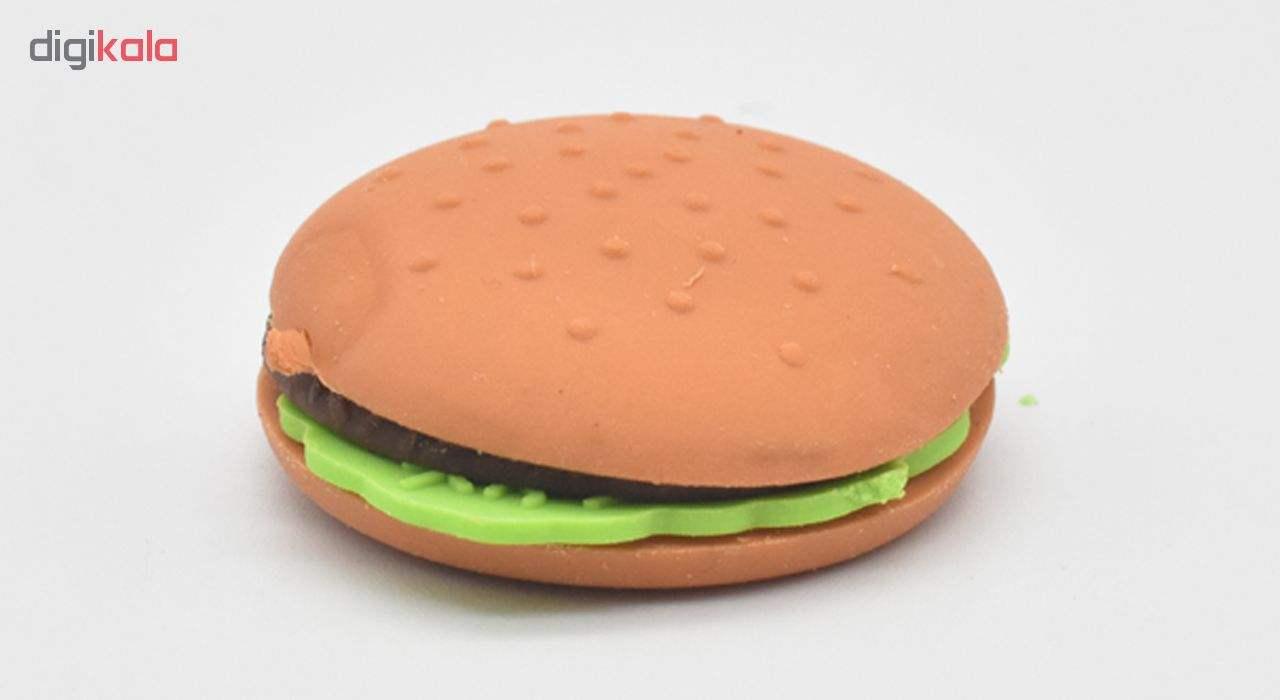 پاکن  مدل 2 Erasers Fast Food بسته 2 عددی  main 1 2