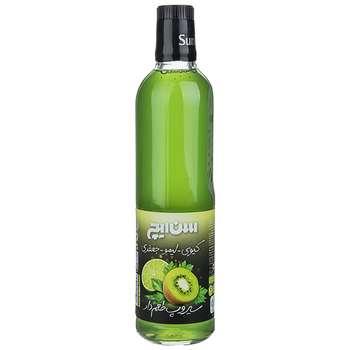 سیروپ کیوی لیمو جعفری سن ایچ مقدار 780 گرم