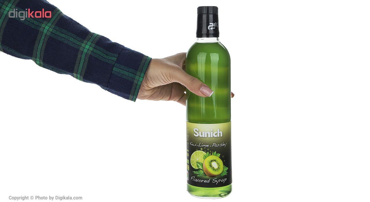 سیروپ کیوی لیمو جعفری سن ایچ مقدار 780 گرم main 1 4