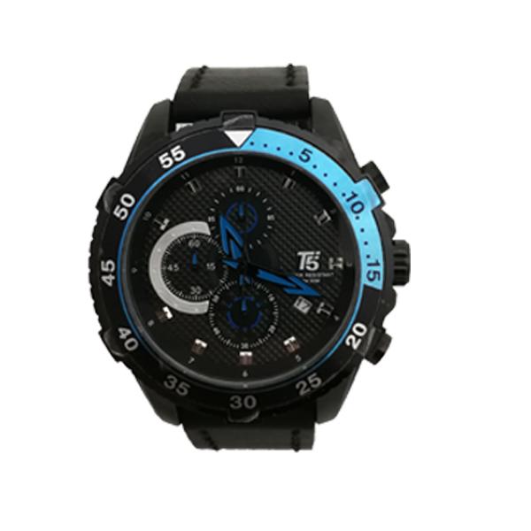ساعت مچی عقربه ای مردانه تی 5 مدل H3489G