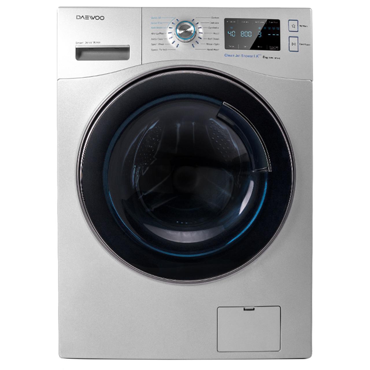 ماشین لباسشویی دوو سری پریمو مدل Dwk-Primo81S ظرفیت 8 کیلوگرم
