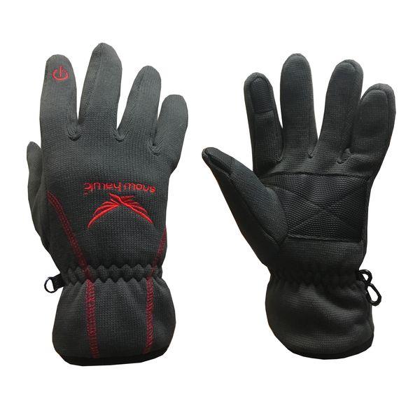 دستکش ورزشی مردانه اسنو هاک مدل W508