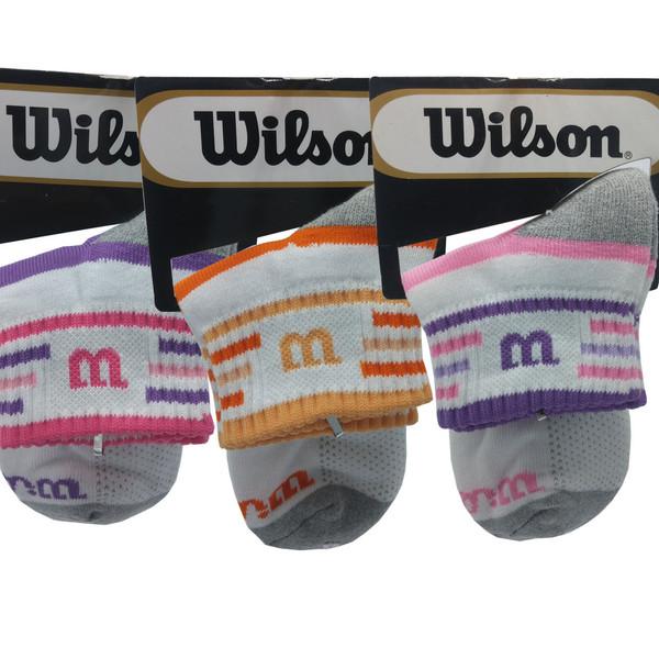 جوراب زنانه ویلسون مدل wi24s0n مجموعه 3 عددی