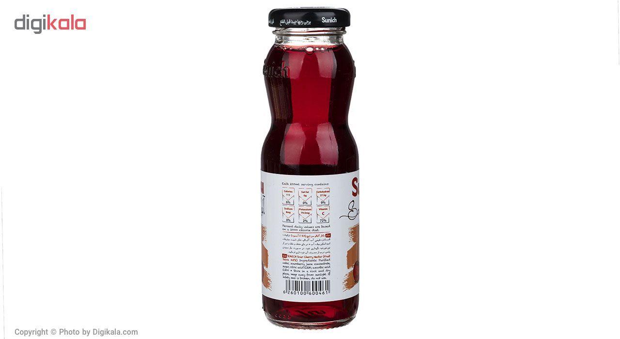 نوشیدنی آلبالو سن ایچ مقدار 200 گرم main 1 2