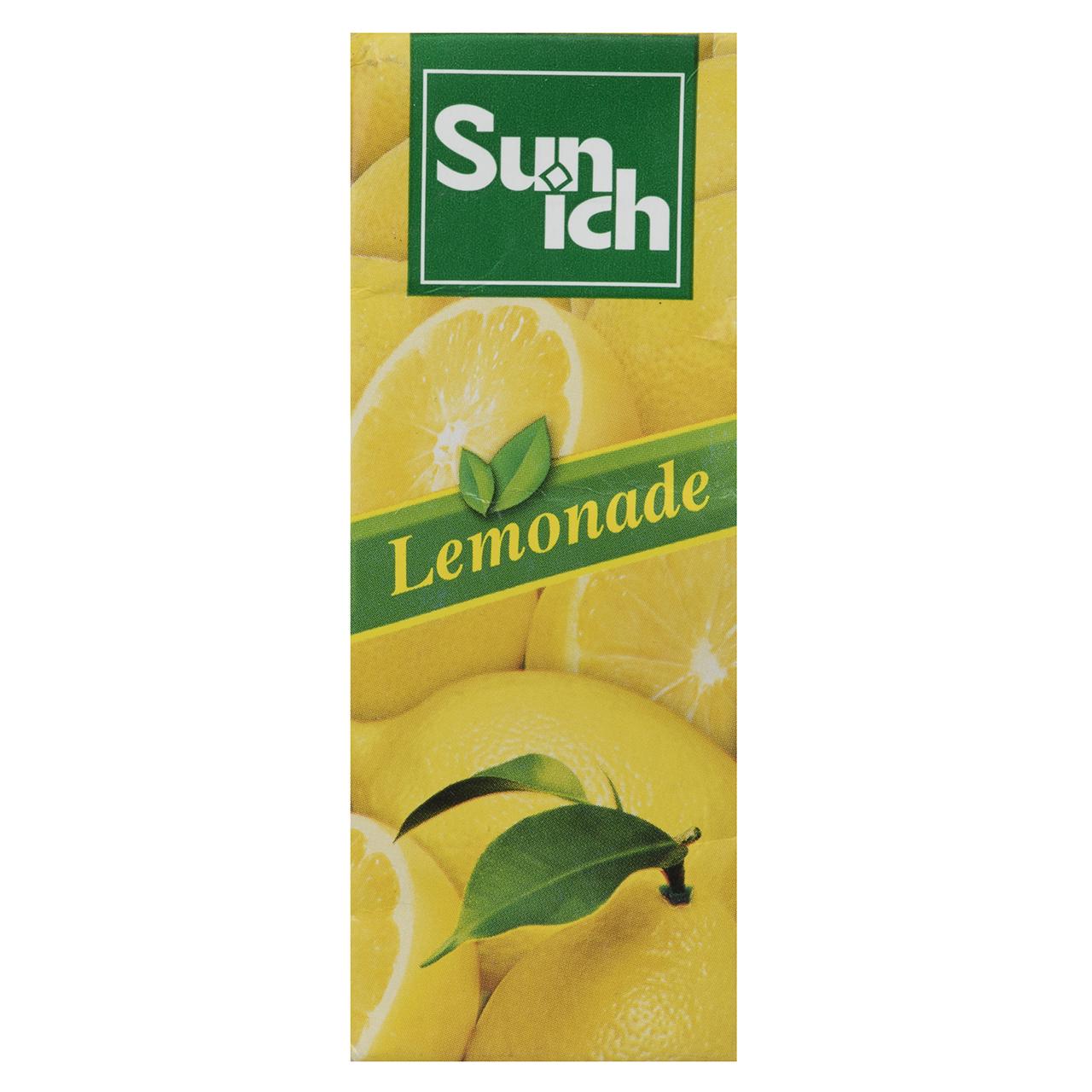 نوشیدنی لیموناد سن ایچ مقدار 200 میلی لیتر