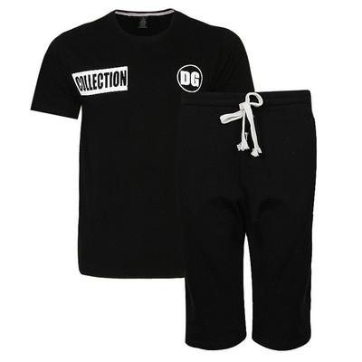 تصویر تی شرت و شلوارک مردانه طرح کالکشن کد 249120902