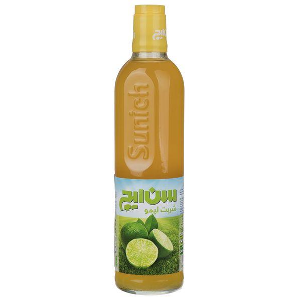 شربت لیمو سن ایچ مقدار 780 گرم