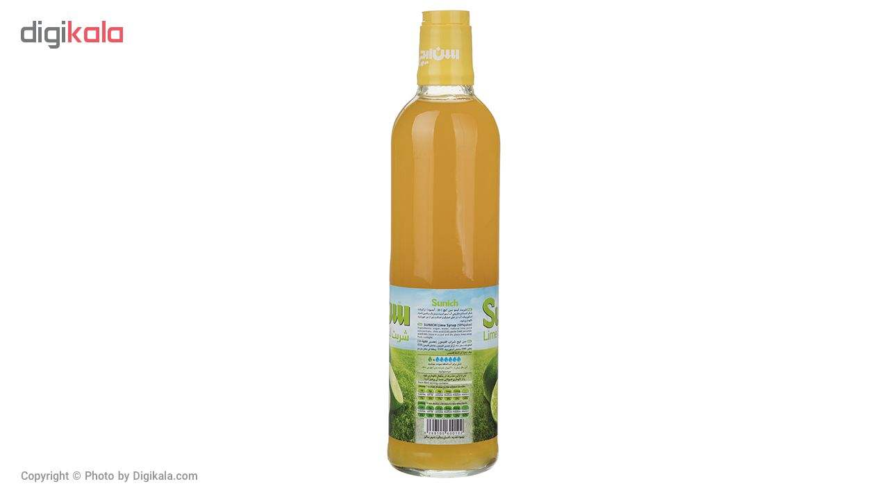 شربت لیمو سن ایچ مقدار 780 گرم main 1 2