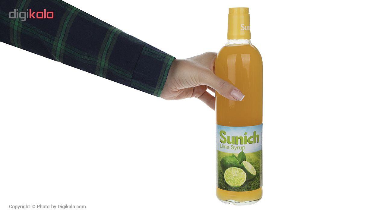 شربت لیمو سن ایچ مقدار 780 گرم main 1 3