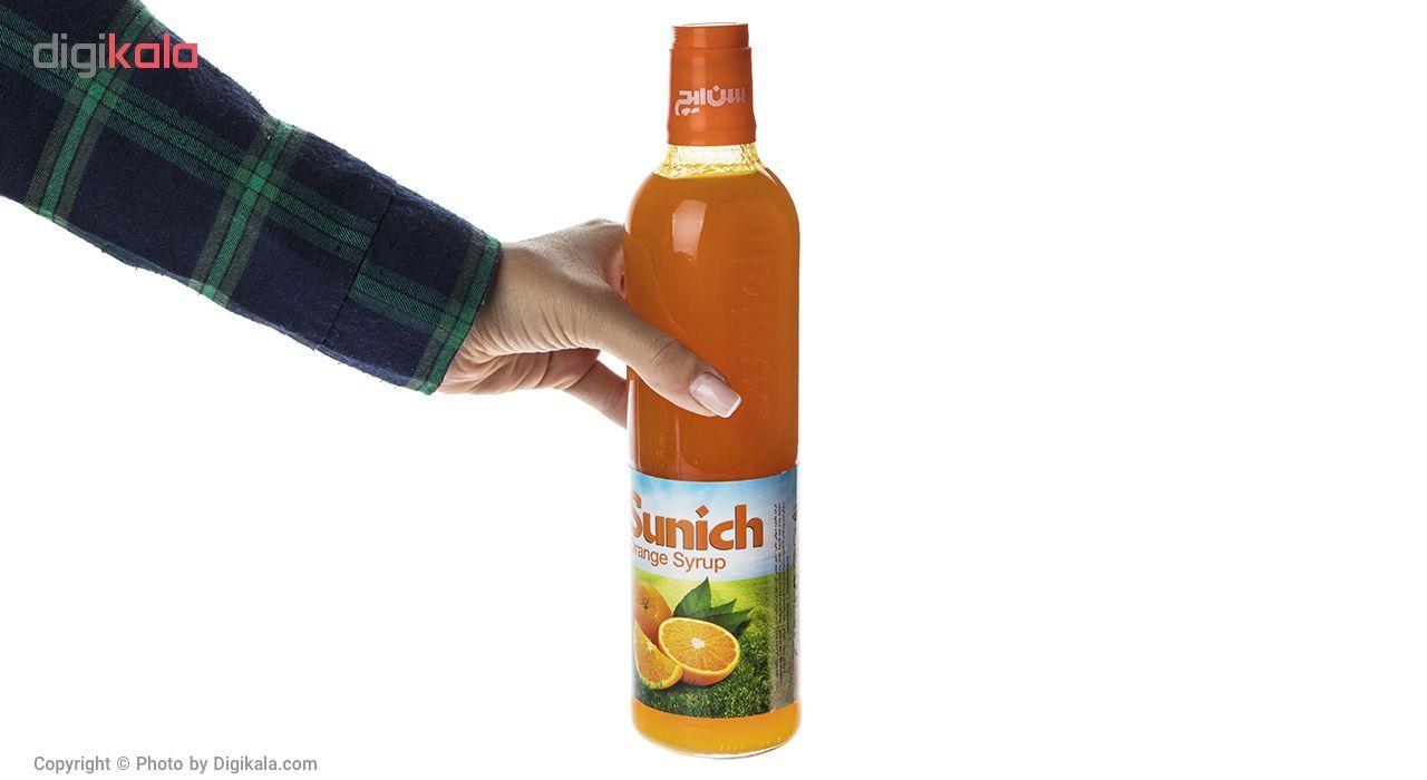 شربت پرتقال سن ایچ مقدار 780 گرم main 1 4