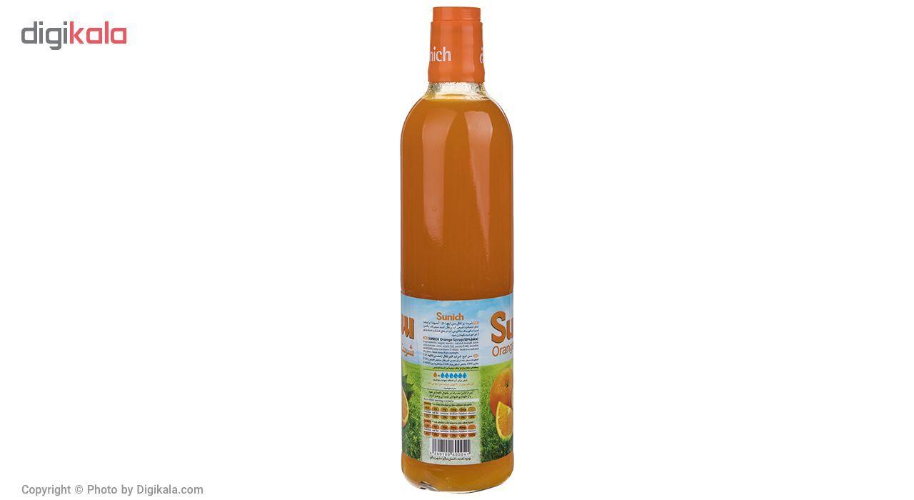 شربت پرتقال سن ایچ مقدار 780 گرم main 1 2