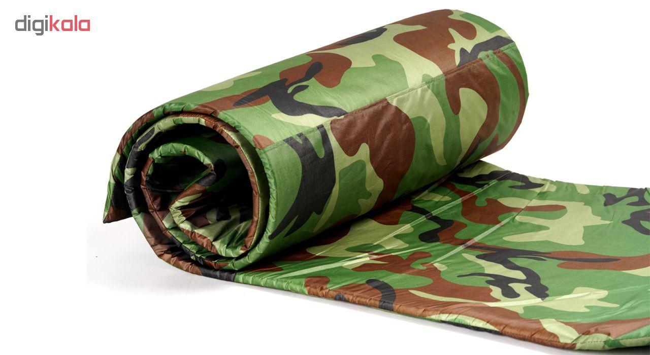 زیرانداز کیسه خواب گرانیت طرح ارتشی main 1 4