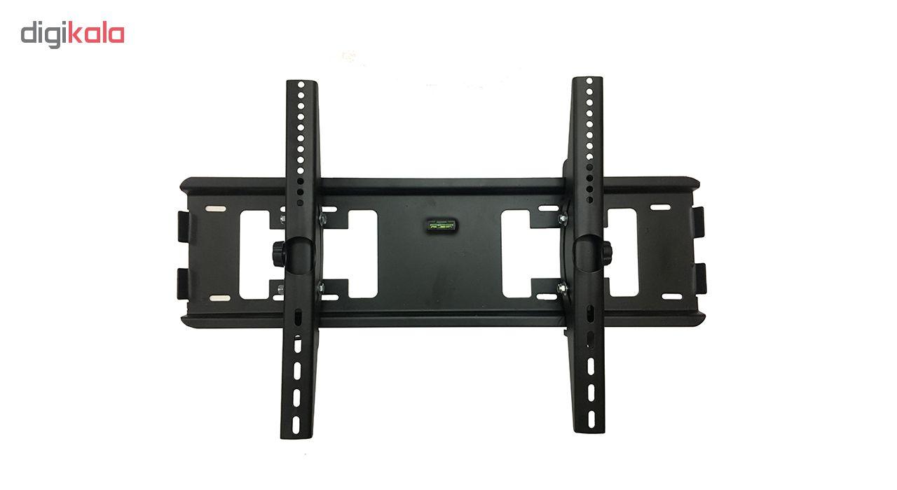 پایه دیواری تلویزیون تی وی جک مدل A2 مناسب برای تلوزیون 55 تا 85 اینچ