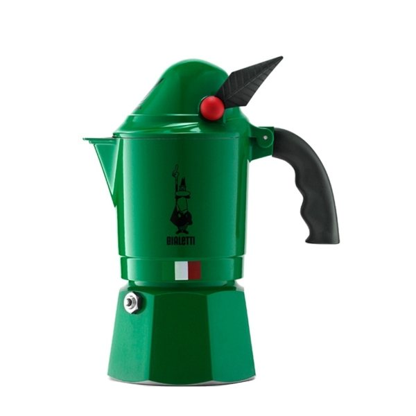 قهوه ساز بیالتی مدل آلپینا سه فنجان کد 02