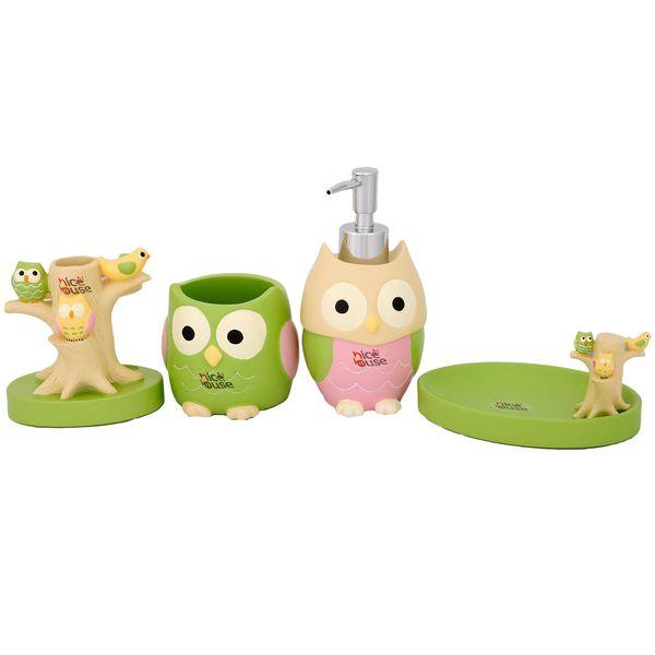 ست سرویس بهداشتی نایس هاوس مدل OWL