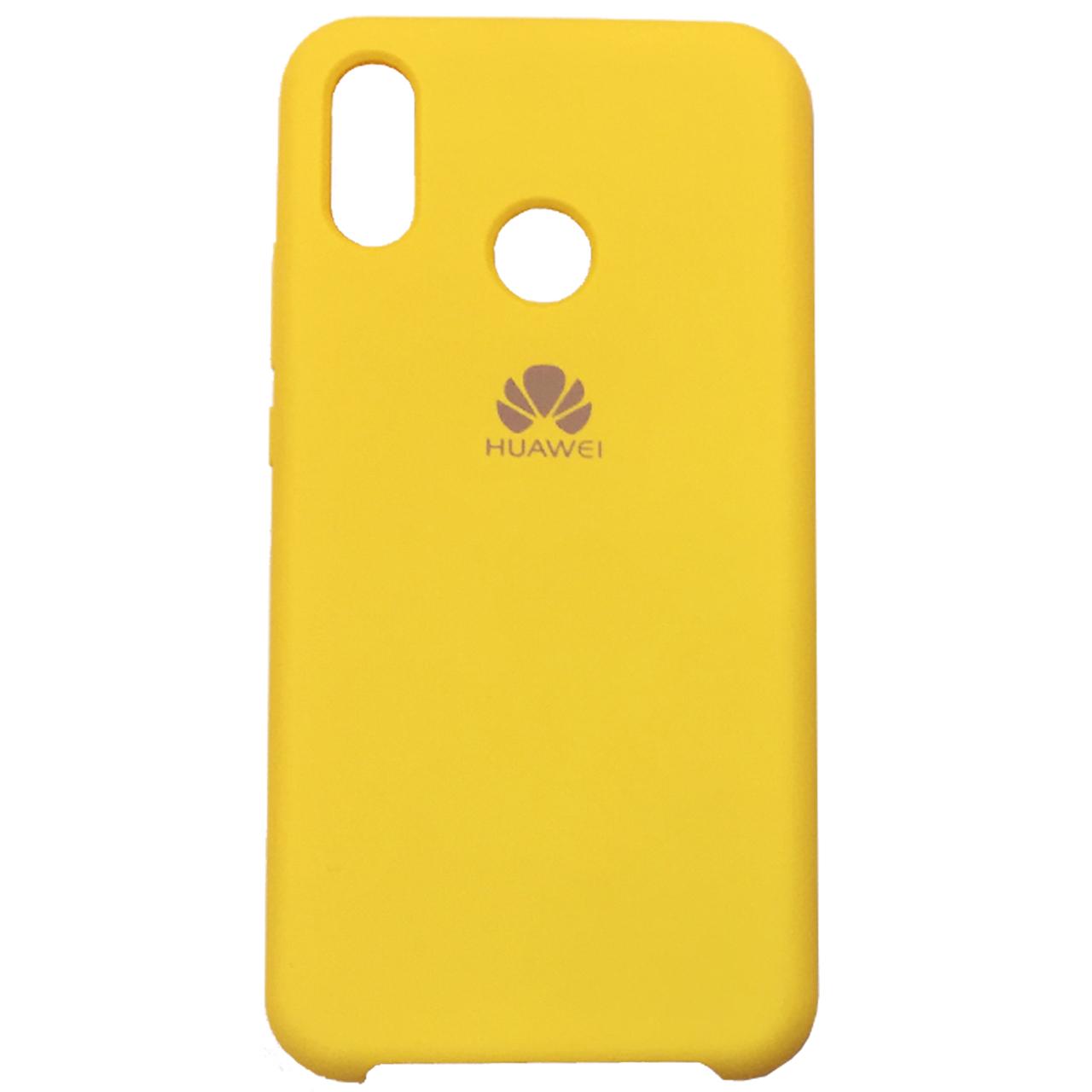 کاور سیلیکونی مدل k298 مناسب برای گوشی موبایل هوآوی nova 3e/p20 lite