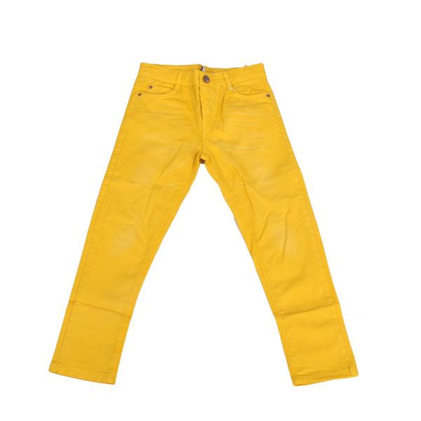 شلوار  دخترانه چیکوبی مدل ce9067 زرد