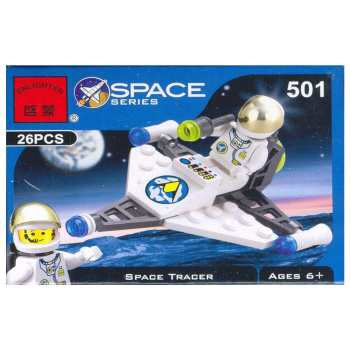 لگو فضایی انلایتن مدل 501 تعداد26 قطعه