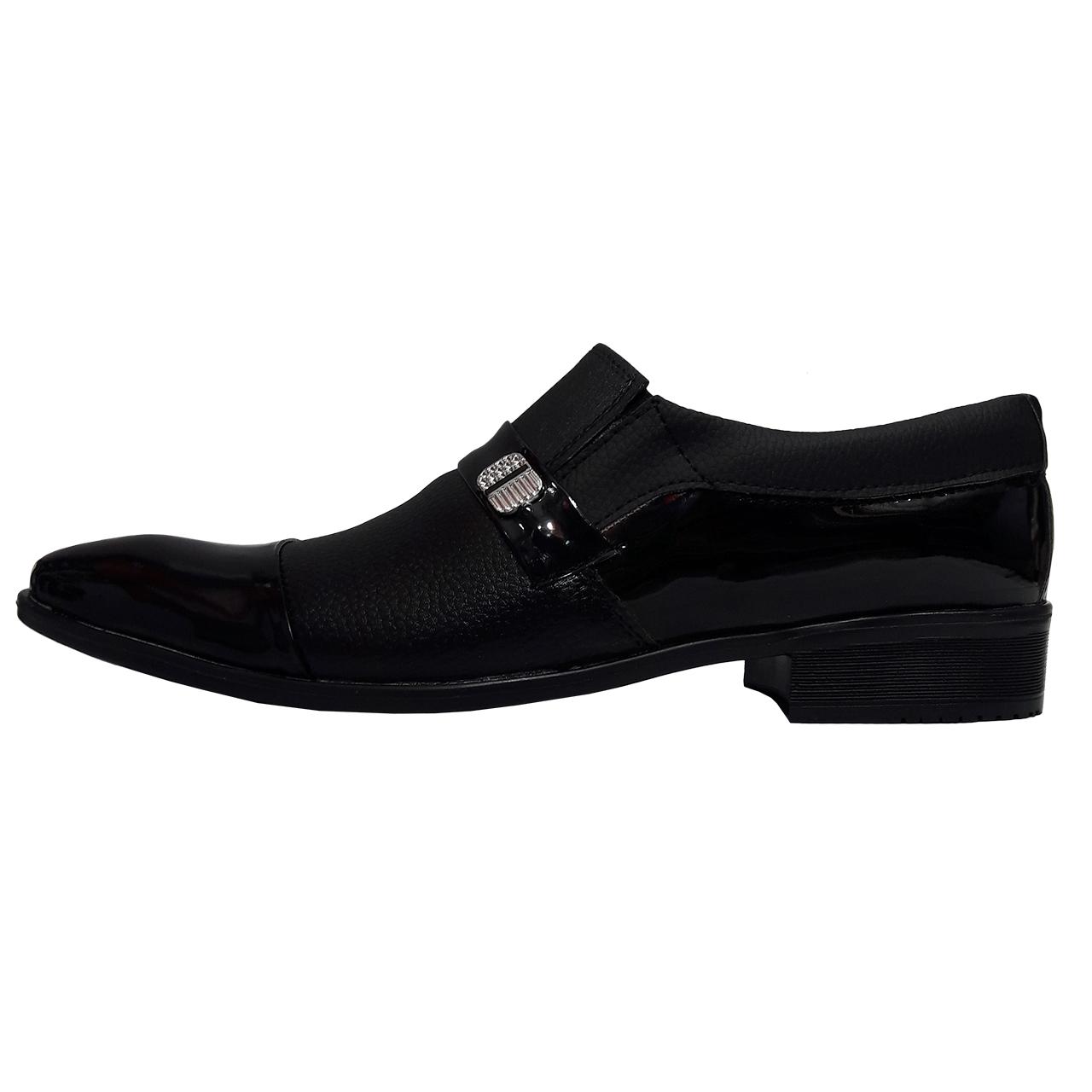 کفش مردانه مدل Verni bl01