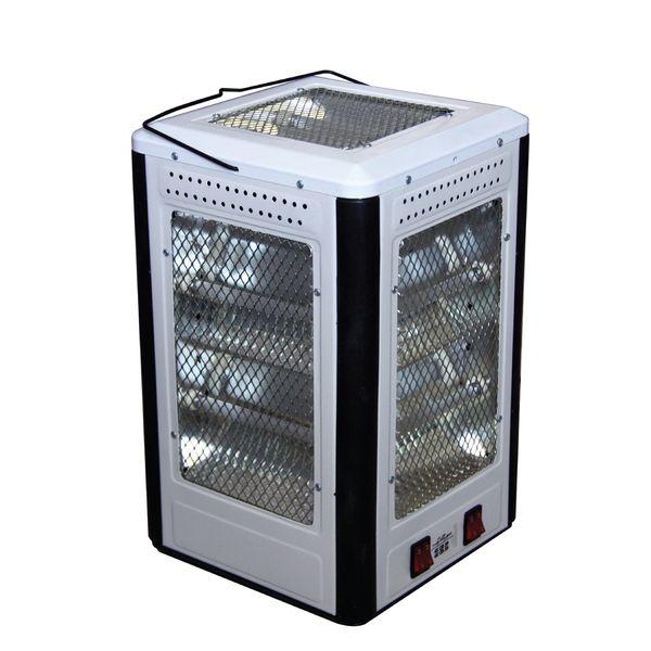 بخاری برقی فن دار پنج طرفه سوپرالکتریک مدل SE 2000 |
