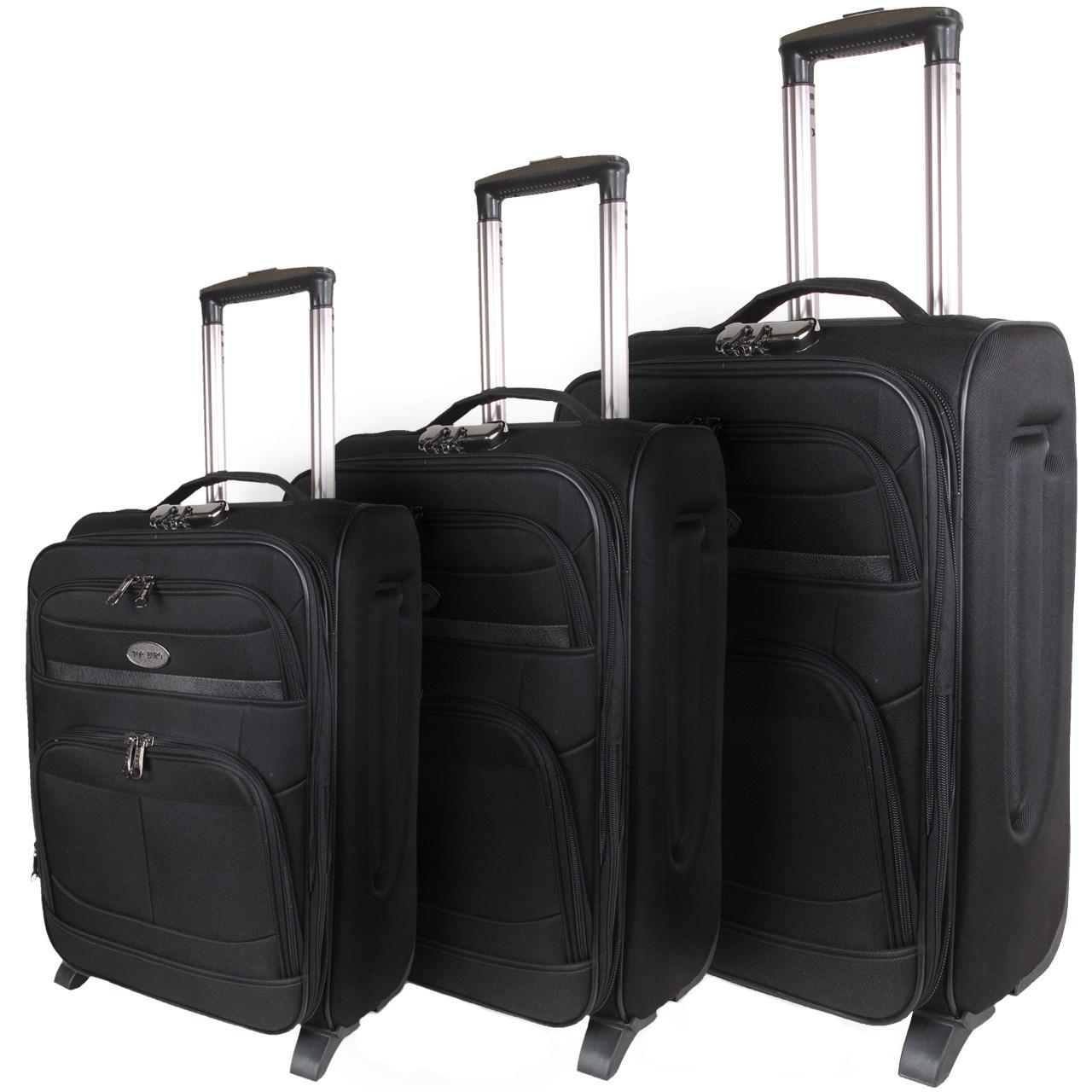 مجموعه سه عددی چمدان مدل  1-7356.3