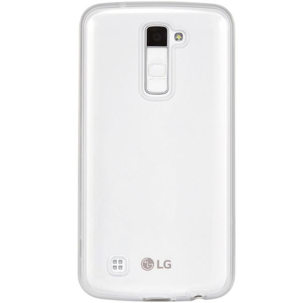 کاور وویا مدل CleanUP Transparent Jelly مناسب برای گوشی موبایل ال جی K10