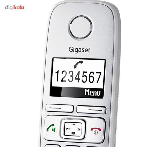 قیمت                      تلفن بی سیم گیگاست مدل  E310 A