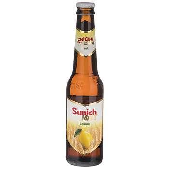 نوشیدنی مالت لیمو سن ایچ مقدار 330 میلی لیتر