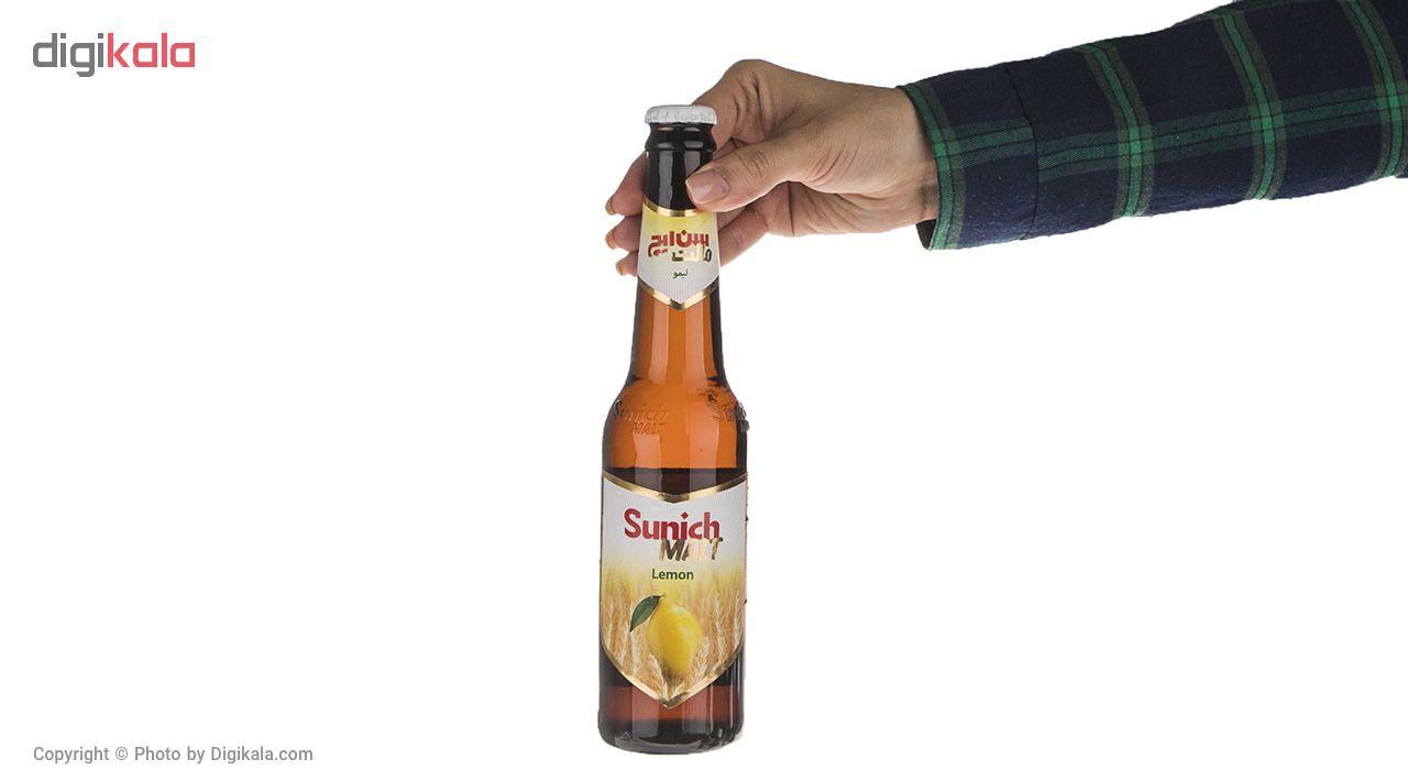 نوشیدنی مالت لیمو سن ایچ مقدار 330 میلی لیتر main 1 4