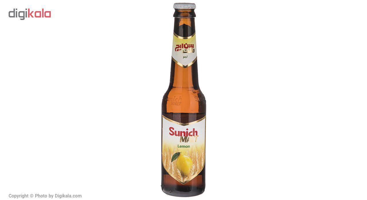نوشیدنی مالت لیمو سن ایچ مقدار 330 میلی لیتر main 1 1