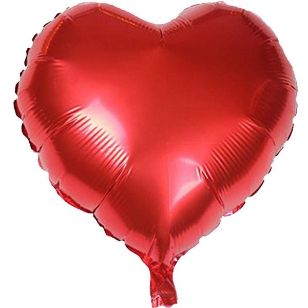 بادکنک  طرح قلب مدل B001