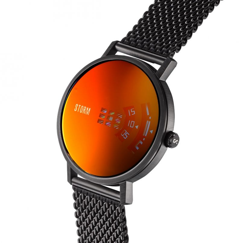 ساعت مچی عقربهای مردانه استورم مدل ST47460-SL-R